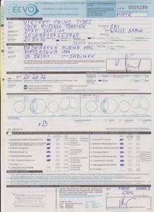Eyes certificat
